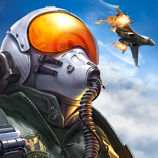 Air Combat OL: Team Match  Android Modded file download (Unlimited money,Mod) apk no root