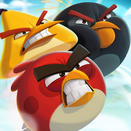 Angry Birds 2  2.50.0 (Unlimited money,Mod) for Android