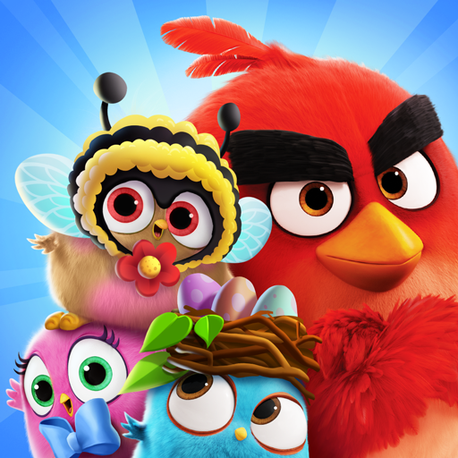 Angry Birds Match 4.5.0  Android Modded file download (Unlimited money,Mod) apk no root