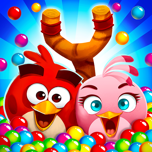 Angry Birds POP Bubble Shooter  3.90.2 (Unlimited money,Mod) for Android