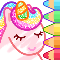 Animated Coloring for Kids – Unicorn and Princess 1.3.0 Android Modded file download (Unlimited money,Mod) apk no root
