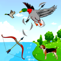 Archery bird hunter2.10.4  Android Modded file download (Unlimited money,Mod) apk no root