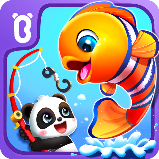 Baby Panda: Fishing  Android Modded file download (Unlimited money,Mod) apk no root