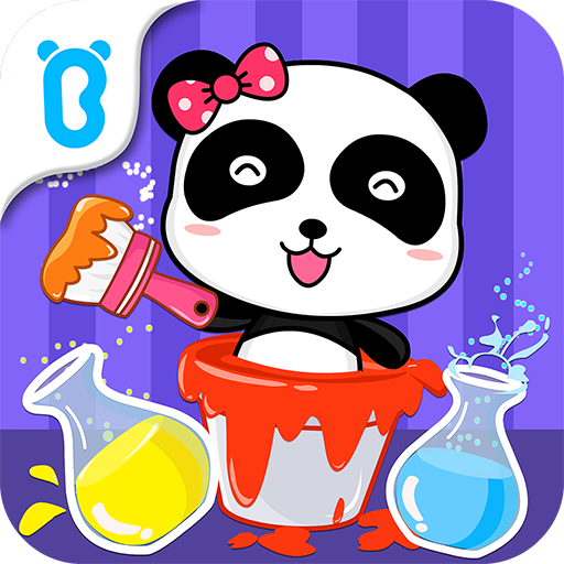 Baby Panda's Color Mixing Studio  Android Modded file download (Unlimited money,Mod)8.39.00.08 apk no root