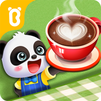 Baby Panda's Summer: Café  8.52.00.00 Android Modded file download (Unlimited money,Mod) apk no root