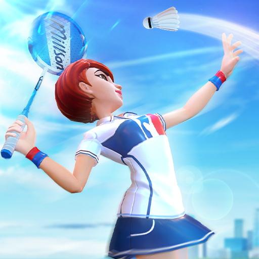 Badminton Blitz – 3D Multiplayer Sports Game  Android Modded file download (Unlimited money,Mod) apk no root