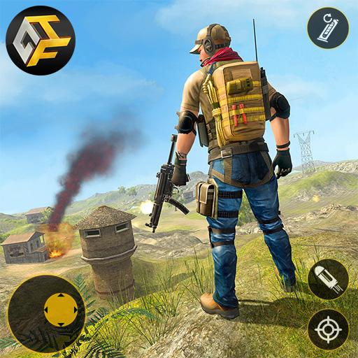 FPS Commando Hunting – Free Shooting Games  2.1.7 (Unlimited money,Mod) for Android