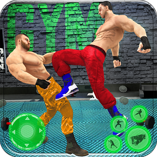 Bodybuilder Fighting Club 2019: Wrestling Games  Android Modded file download (Unlimited money,Mod)1.1.4 apk no root