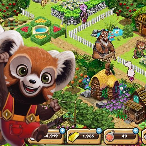 Brightwood Adventures:Meadow Village!  Android Modded file download (Unlimited money,Mod)2.9.3 apk no root