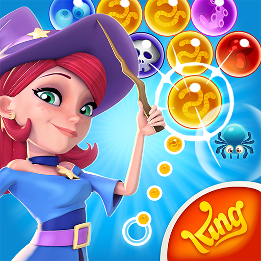 Bubble Witch 2 Saga  Android Modded file download (Unlimited money,Mod)1.116.0  apk no root