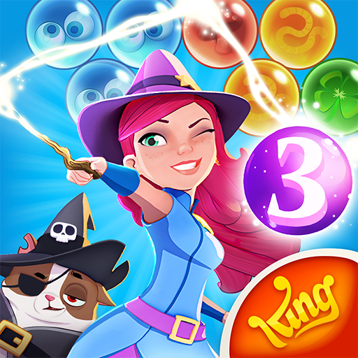 Bubble Witch 3 Saga  Android Modded file download (Unlimited money,Mod) 6.8.4 apk no root
