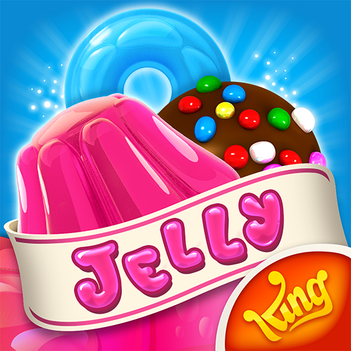 Candy Crush Jelly Saga  2.63.26 (Unlimited money,Mod) for Android