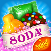 Candy Crush Soda Saga  1.191.5 (Unlimited money,Mod) for Android