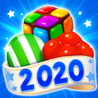 Candy Witch Match 3 Puzzle Free Games  16.6.5039 (Unlimited money,Mod) for Android