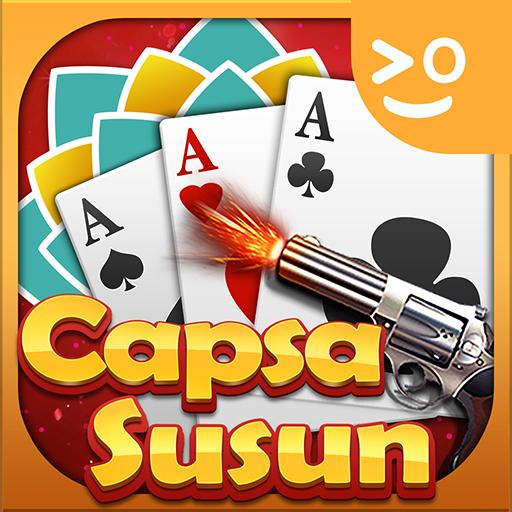 Capsa Susun bonus pulsa free (poker remi online)  Android Modded file download (Unlimited money,Mod)1.3.17  apk no root