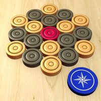 Carrom King™ – Best Online Carrom Board Pool Game 2.8.0.48 Android Modded file download (Unlimited money,Mod) apk no root