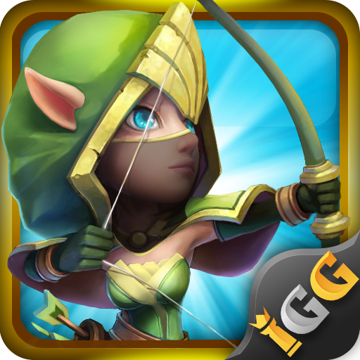 Castle Clash: فريق الشجعان  Android Modded file download (Unlimited money,Mod)1.5.4 apk no root