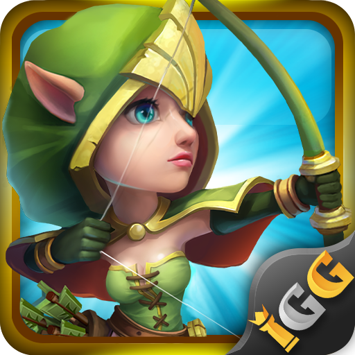 Castle Clash: Путь Храбрых  Android Modded file download (Unlimited money,Mod) 1.6.41 apk no root