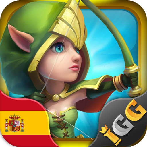 Castle Clash: Epic Empire ES  Android Modded file download (Unlimited money,Mod) apk no root
