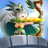 Castle Defender: Hero Shooter – Idle Defense TD 0.4.2 Android Modded file download (Unlimited money,Mod) apk no root