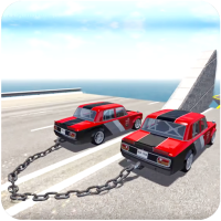 Chained Cars Against Ramp 3D 3.9.0.2 Android Modded file download (Unlimited money,Mod) apk no root