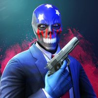 City Gangster Bank Robbery  Android Modded file download (Unlimited money,Mod) apk no root