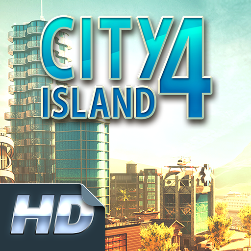 City Island 4- Simulation Town: Expand the Skyline  Android Modded file download (Unlimited money,Mod) apk no root