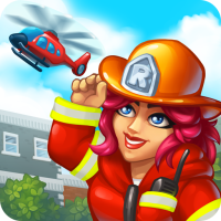 Rescue Dash time management game  1.19.1 (Unlimited money,Mod) for Android