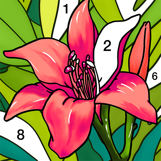 Coloring Book – Color by Number & Paint by Number  Android Modded file download (Unlimited money,Mod)1.5.5  apk no root
