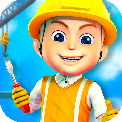 Construction City For Kids  Android Modded file download (Unlimited money,Mod)1.0.5   apk no root