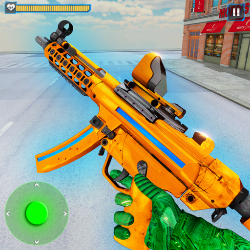 Counter Terrorist Robot Shooting Game: fps shooter  Android Modded file download (Unlimited money,Mod) apk no root