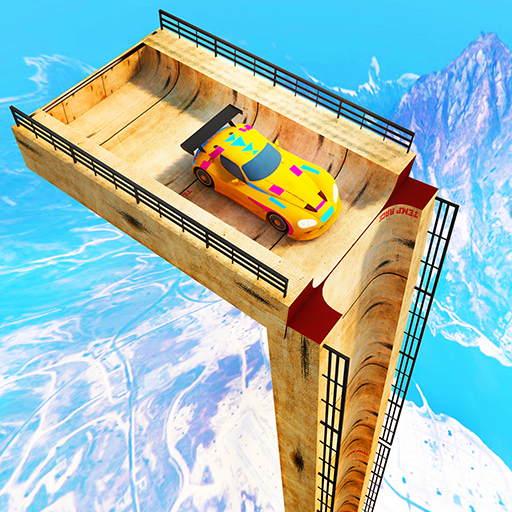 Crazy Mega Ramp Car Racing Game – Car Games 2020  Android Modded file download (Unlimited money,Mod) 6.0 apk no root