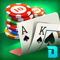 DH Texas Poker Texas Hold'em  2.8.6 (Unlimited money,Mod) for Android