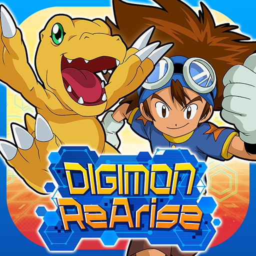 DIGIMON ReArise  2.4.0 (Unlimited money,Mod) for Android