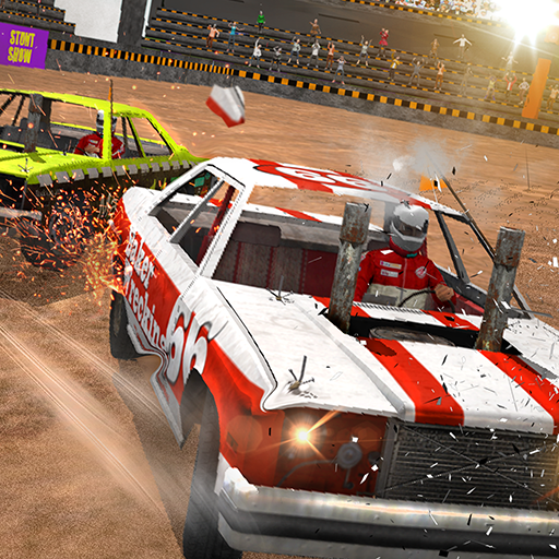 Demolition Derby Car Crash Games : Xtreme Racing  Android Modded file download (Unlimited money,Mod) apk no root 1.7