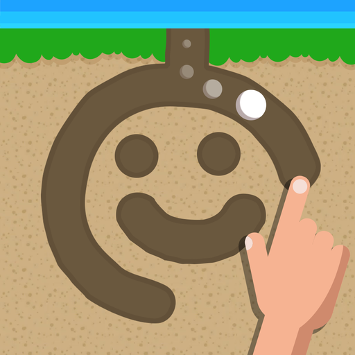 Dig it your way! – Ballz Cave  1.4.11 (Unlimited money,Mod) for Android