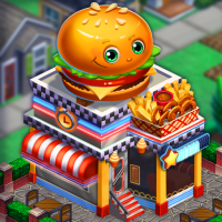 Diner DASH Adventures: a time management game  Diner DASH Adventures: a time management game (Unlimited money,Mod) for Android