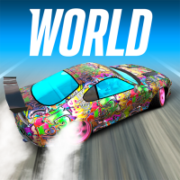 Drift Max World Drift Racing Game  3.0.0 (Unlimited money,Mod) for Android