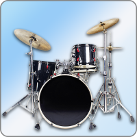 Easy Real Drums-Real Rock and jazz Drum music game  Android Modded file download (Unlimited money,Mod) 1.2.6 apk no root
