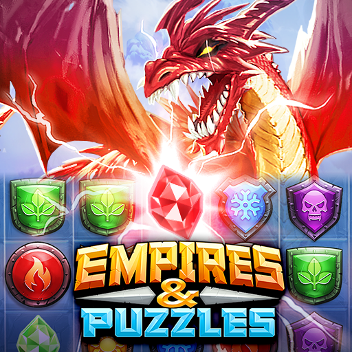 Empires & Puzzles: Epic Match 3  37.0.1 (Unlimited money,Mod) for Android