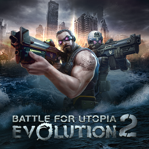 Evolution: Battle for Utopia. Shooting games free  Android Modded file download (Unlimited money,Mod)3.5.9 apk no root