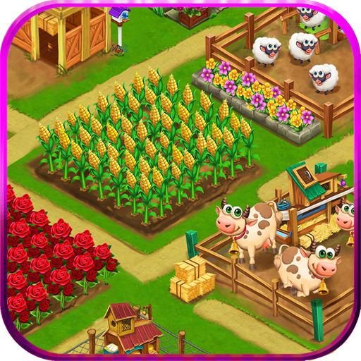 Farm Day Village Farming: Offline Games 1.2.42 Android Modded file download (Unlimited money,Mod) apk no root