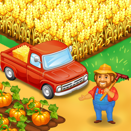 Farm Town: Happy farming Day & food farm game City 3.26 Android Modded file download (Unlimited money,Mod) apk no root