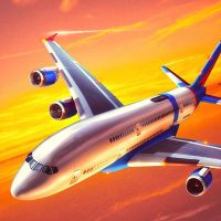 Flight Sim 2018  Android Modded file download (Unlimited money,Mod) 3.1.1 apk no root