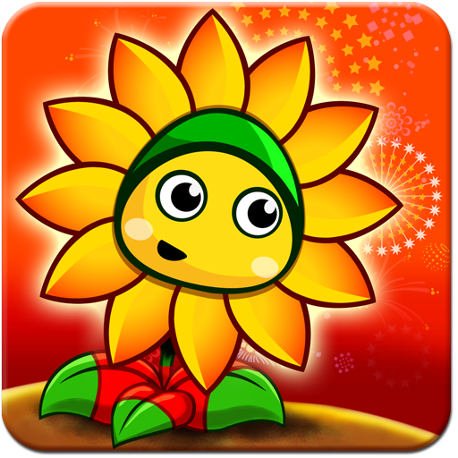 Flower Zombie War  Android Modded file download (Unlimited money,Mod)1.0.7 apk no root