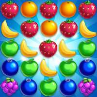 Fruits Mania : Elly's travel 20.0706.09 Android Modded file download (Unlimited money,Mod) apk no root