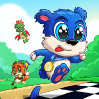 Fun Run 3 – Multiplayer Games  Android Modded file download (Unlimited money,Mod)3.3.1   apk no root