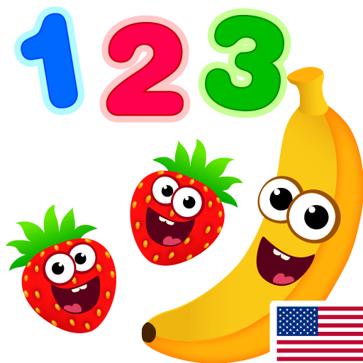 Funny Food 2.3.0.18  Kids Number Games for Toddlers  Android Modded file download (Unlimited money,Mod) apk no root