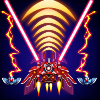 Galaxy Invader: Space Shooting 1.8 Android Modded file download (Unlimited money,Mod) apk no root