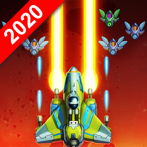 Galaxy Invaders Alien Shooter -Free shooting game  1.10.2 (Unlimited money,Mod) for Android